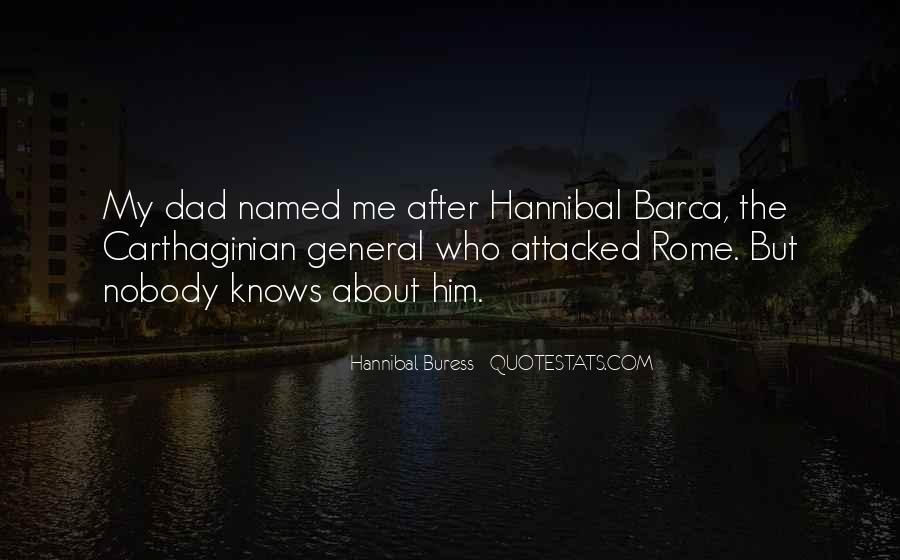 Hannibal Buress Quotes #1506510
