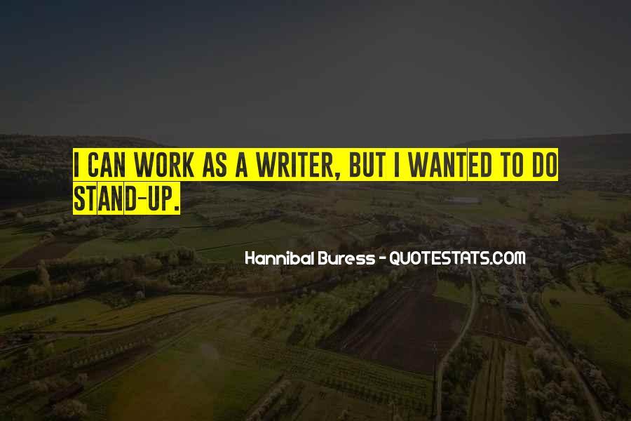 Hannibal Buress Quotes #1569745