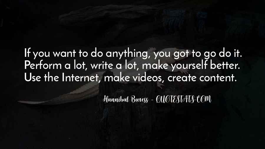 Hannibal Buress Quotes #1839200