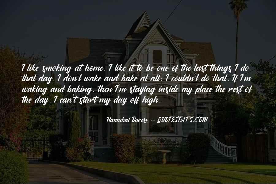 Hannibal Buress Quotes #1868174