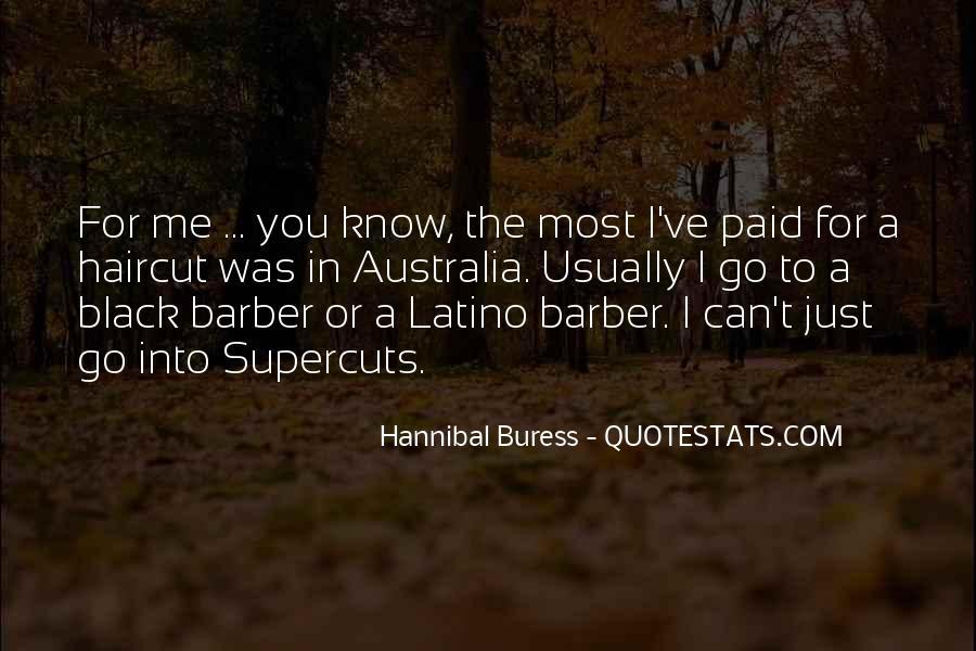 Hannibal Buress Quotes #252342