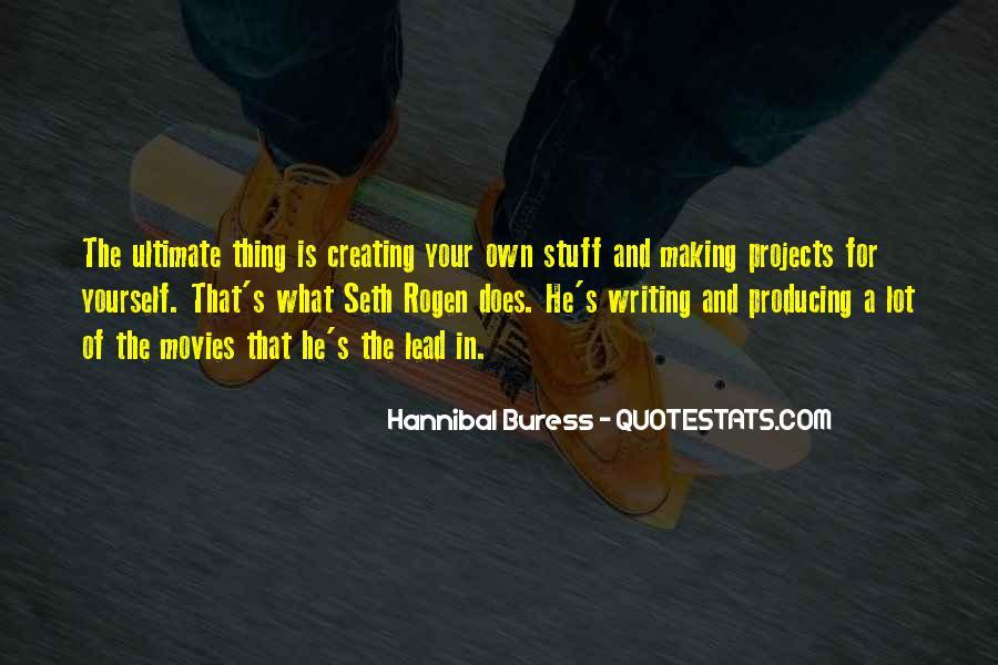Hannibal Buress Quotes #319881