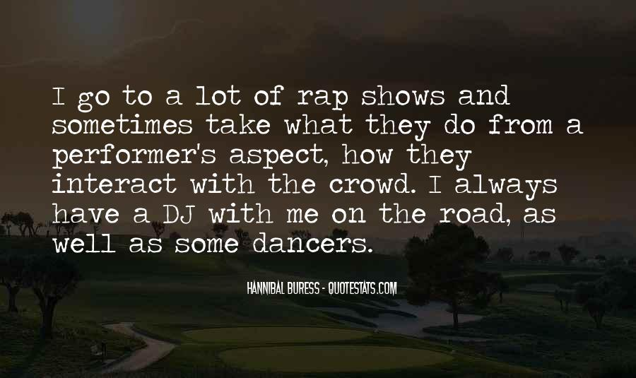 Hannibal Buress Quotes #358856