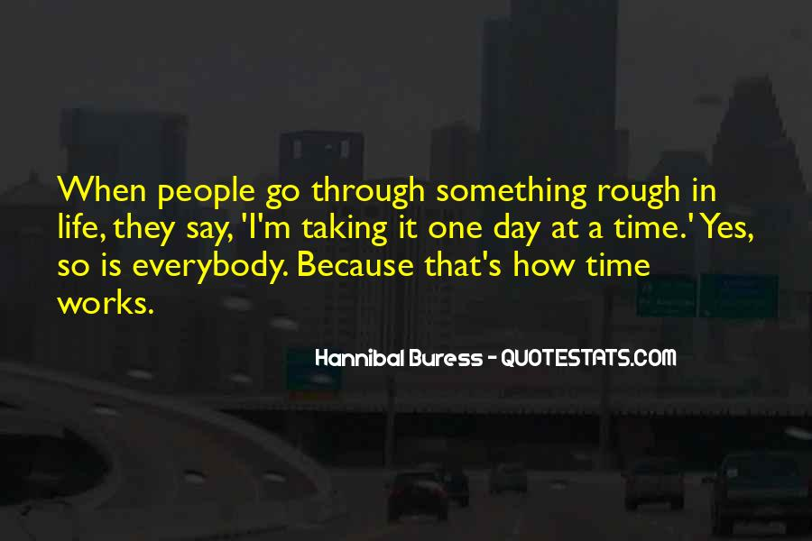 Hannibal Buress Quotes #49175