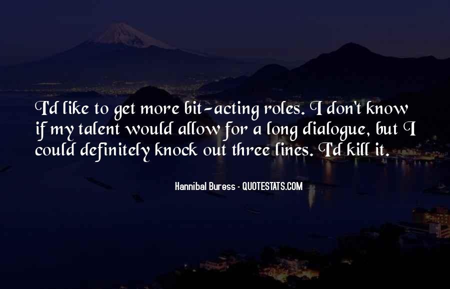 Hannibal Buress Quotes #517104
