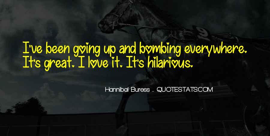 Hannibal Buress Quotes #585025