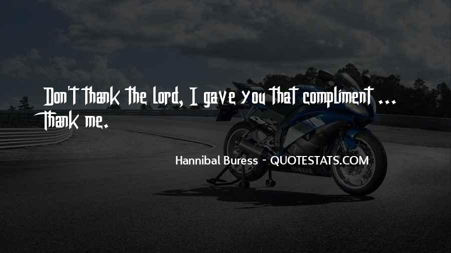 Hannibal Buress Quotes #78182
