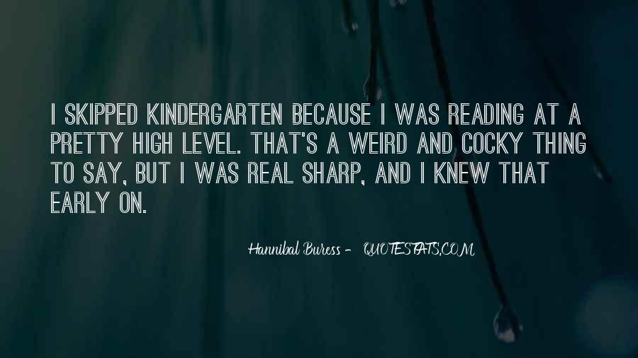 Hannibal Buress Quotes #782796