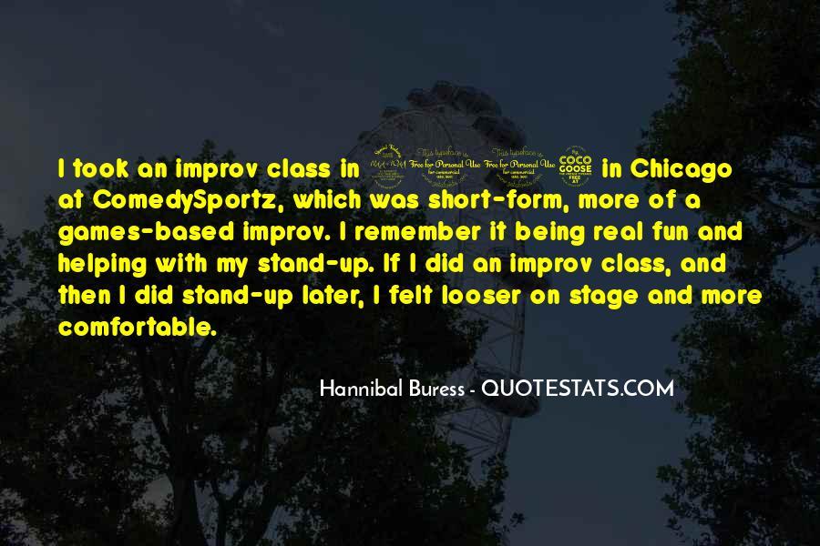 Hannibal Buress Quotes #937757