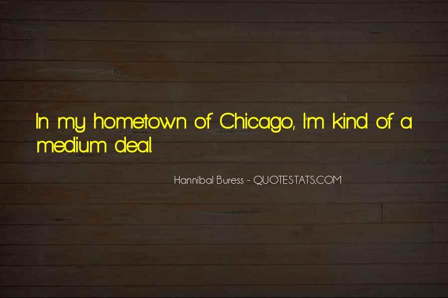 Hannibal Buress Quotes #951665