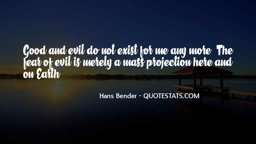 Hans Bender Quotes #359031