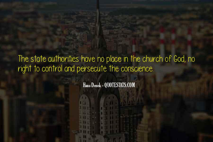 Hans Denck Quotes #1745359