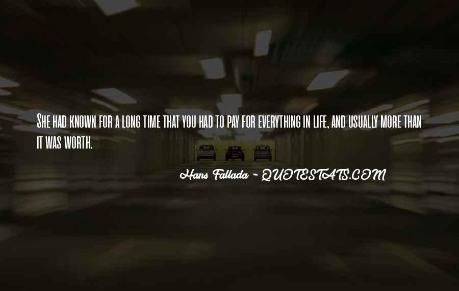 Hans Fallada Quotes #1094521