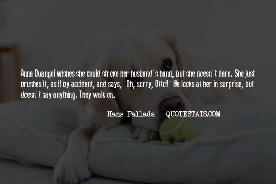 Hans Fallada Quotes #1135709
