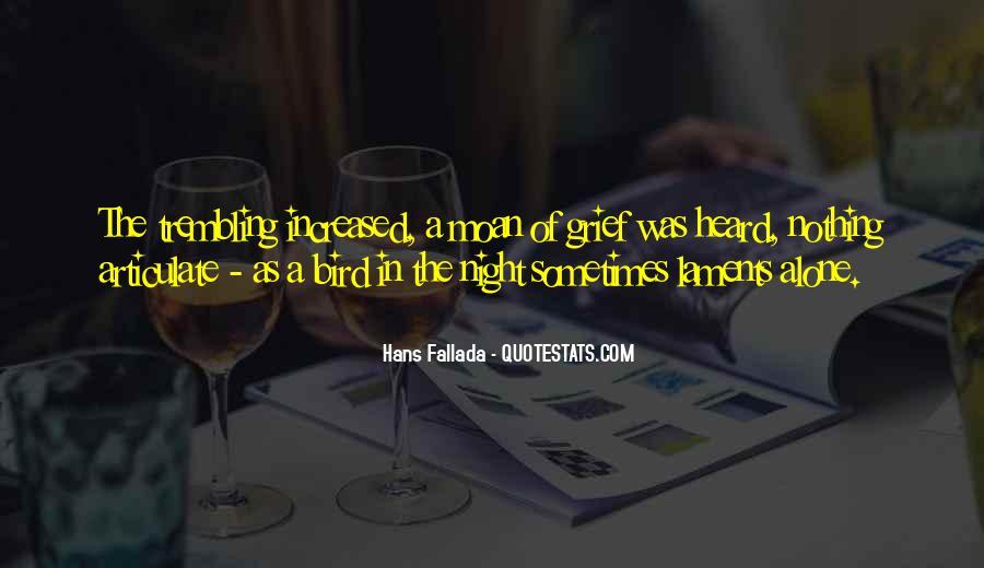 Hans Fallada Quotes #204980