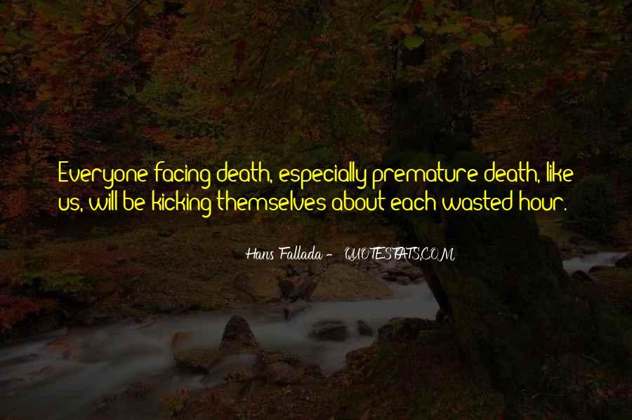 Hans Fallada Quotes #470712