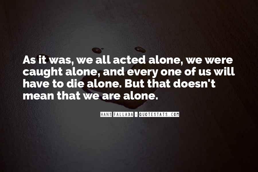 Hans Fallada Quotes #901479