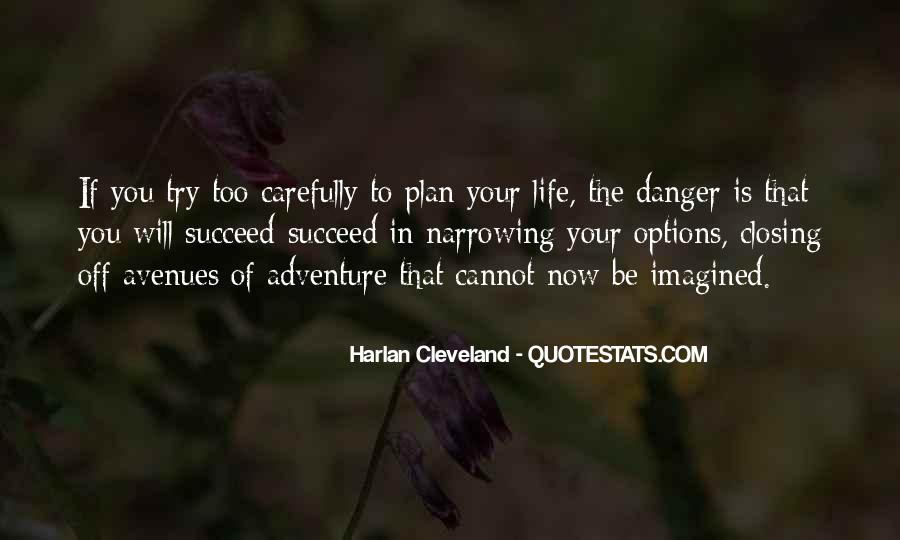 Harlan Cleveland Quotes #677986