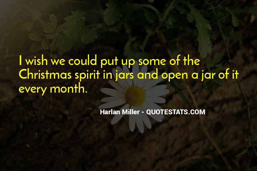 Harlan Miller Quotes #85734