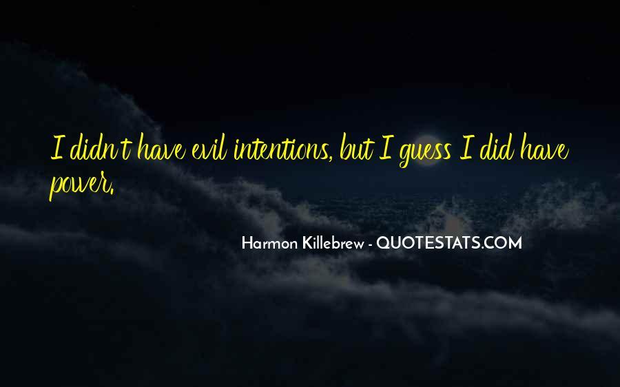 Harmon Killebrew Quotes #1088931