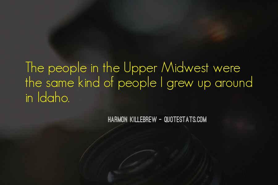 Harmon Killebrew Quotes #1333051