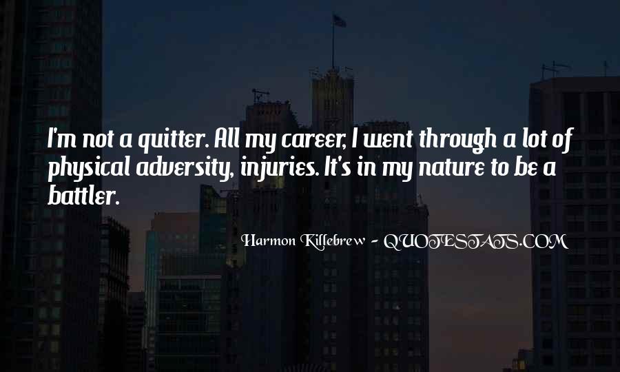 Harmon Killebrew Quotes #181764