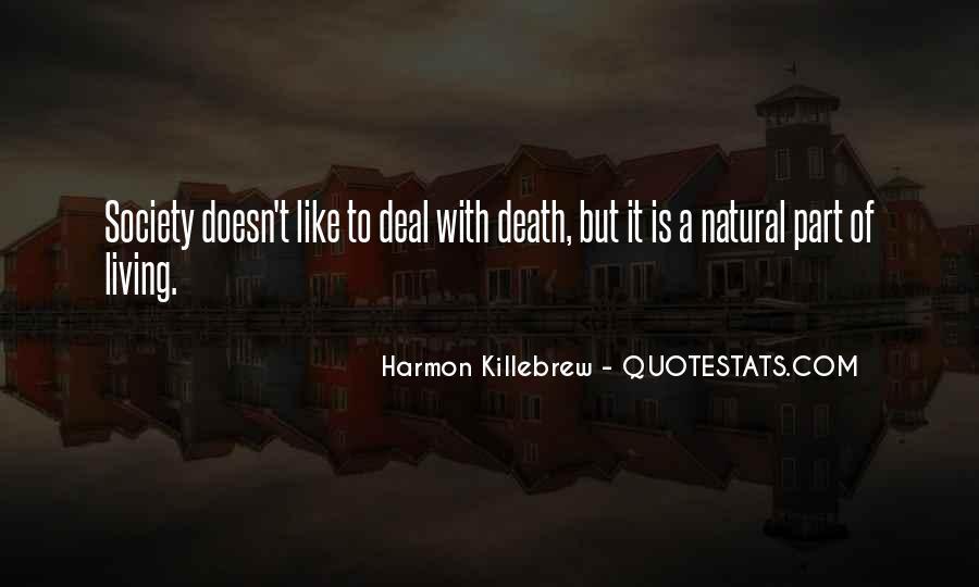 Harmon Killebrew Quotes #258136