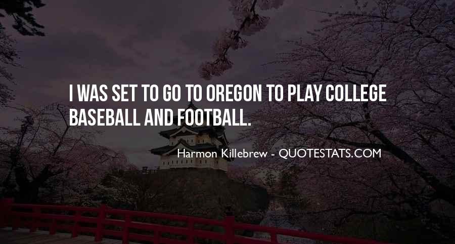 Harmon Killebrew Quotes #297636