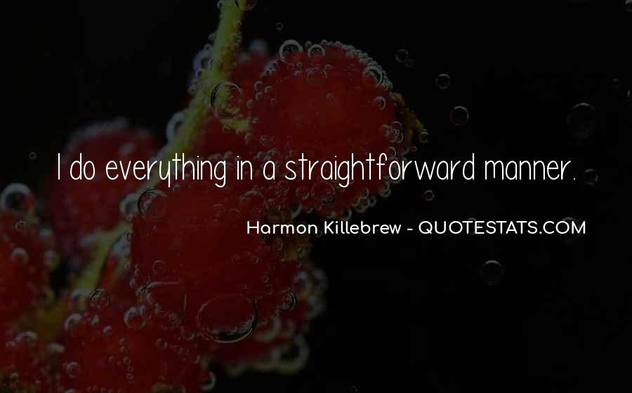 Harmon Killebrew Quotes #405820