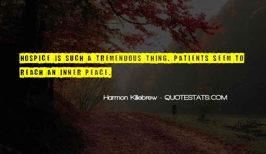Harmon Killebrew Quotes #590131