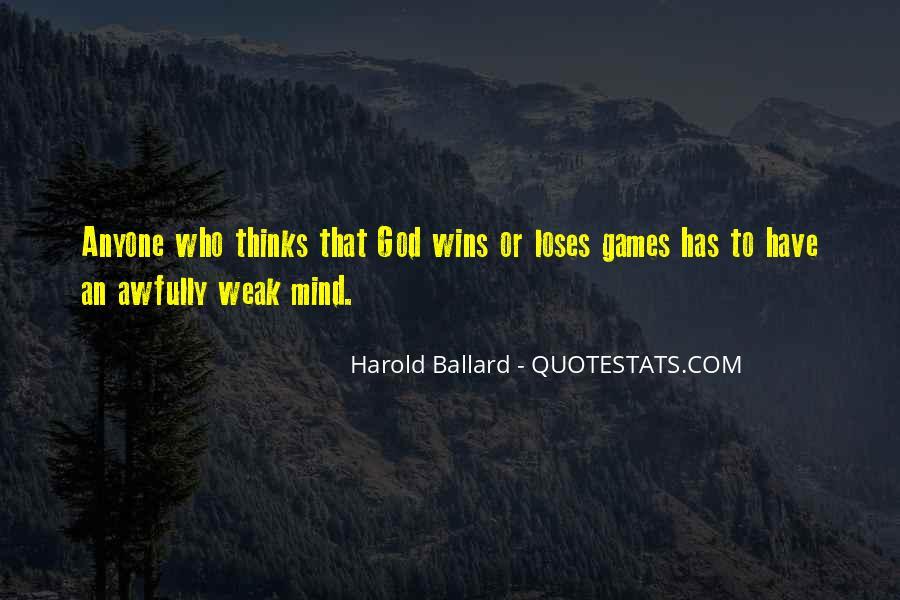Harold Ballard Quotes #1833351