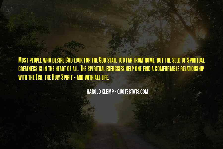 Harold Klemp Quotes #1145999