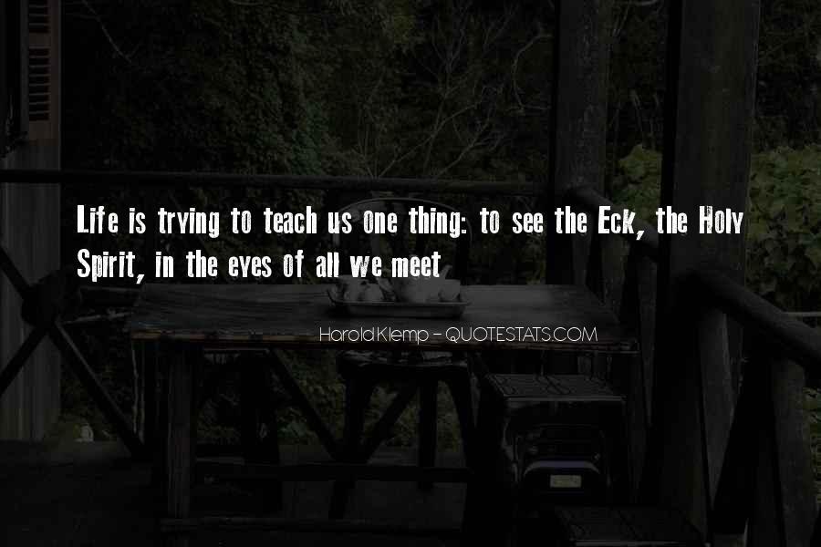 Harold Klemp Quotes #1429086