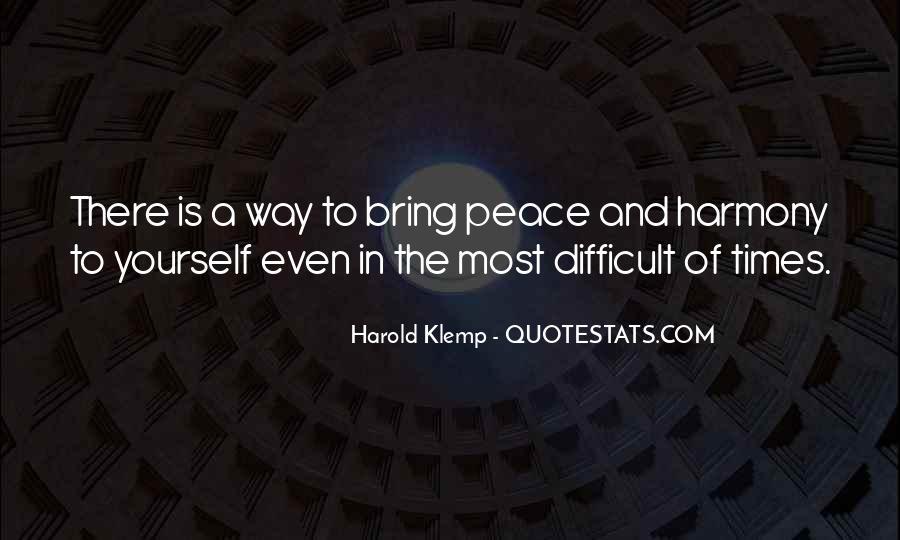 Harold Klemp Quotes #1447994