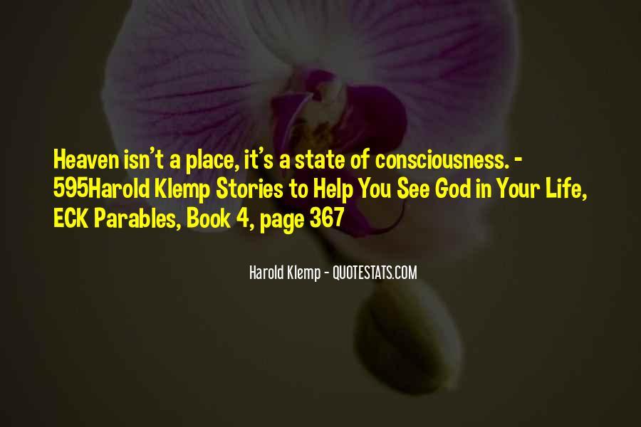 Harold Klemp Quotes #1602643