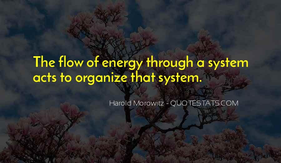Harold Morowitz Quotes #201874