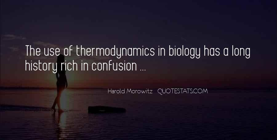Harold Morowitz Quotes #682317