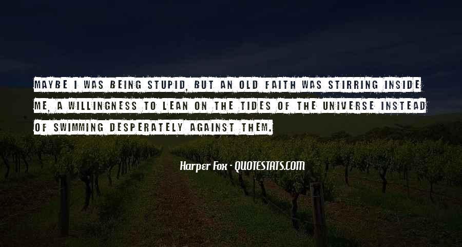 Harper Fox Quotes #326648