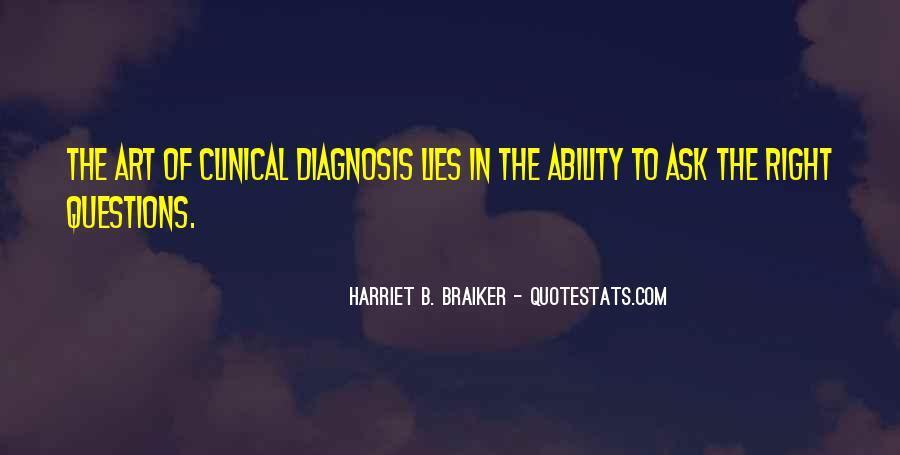 Harriet B. Braiker Quotes #465272