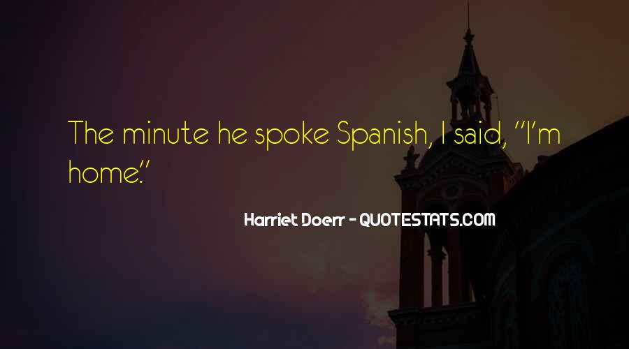 Harriet Doerr Quotes #1826524
