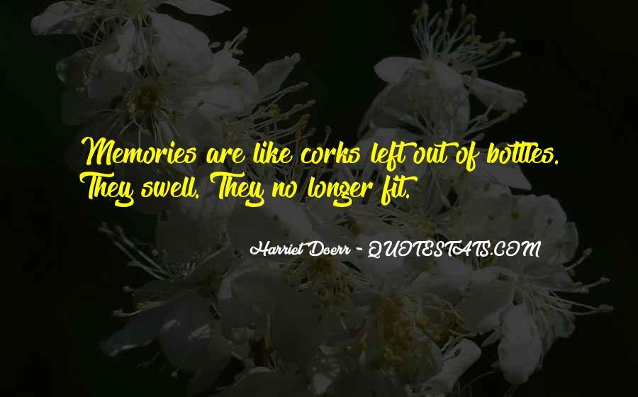 Harriet Doerr Quotes #659294