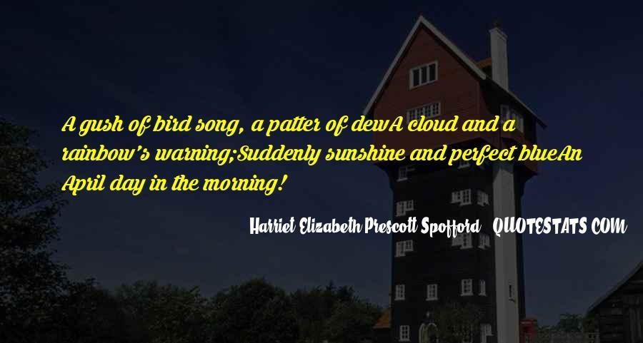 Harriet Elizabeth Prescott Spofford Quotes #46581