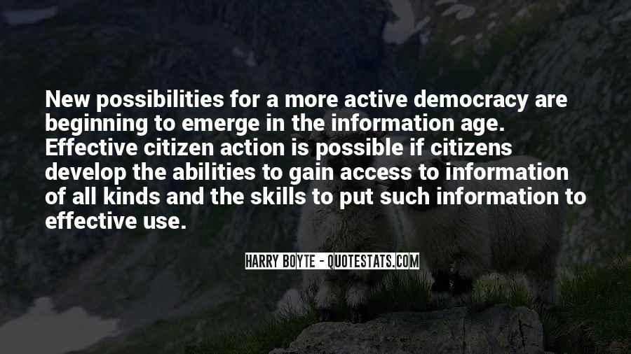 Harry Boyte Quotes #609534