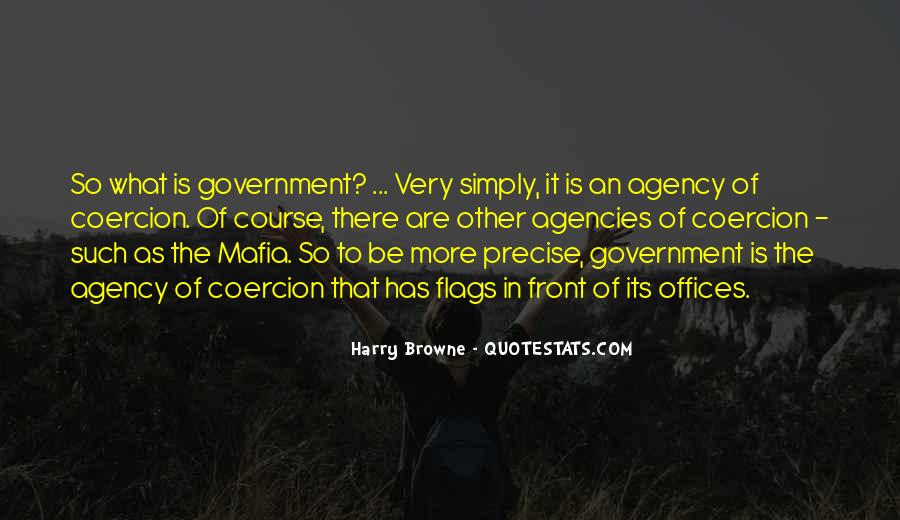 Harry Browne Quotes #1052662