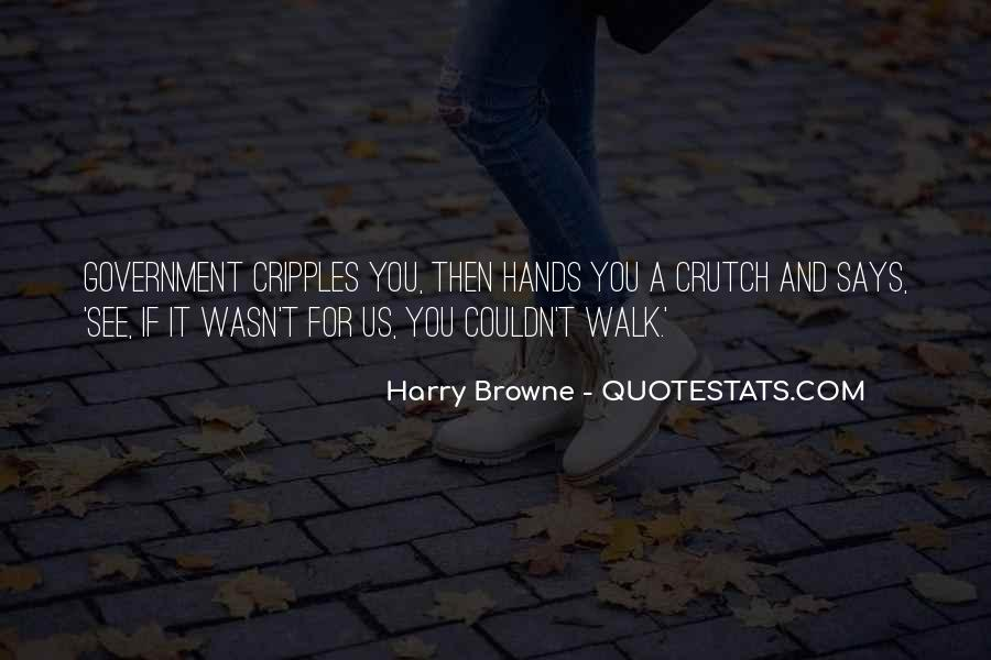 Harry Browne Quotes #1065053