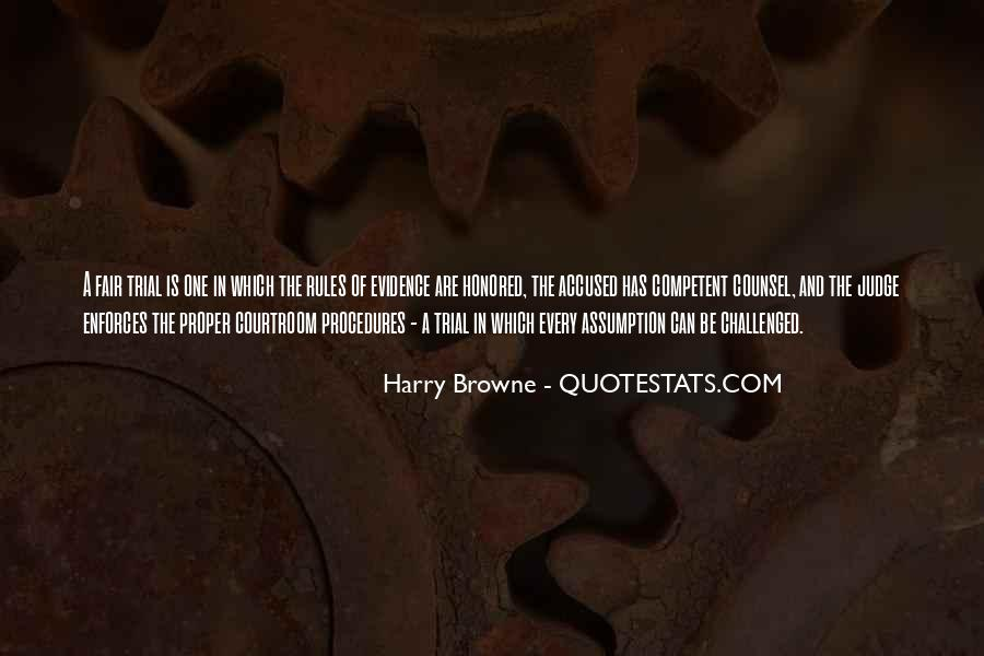 Harry Browne Quotes #1188387