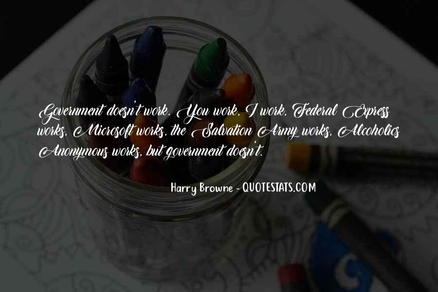 Harry Browne Quotes #1201269