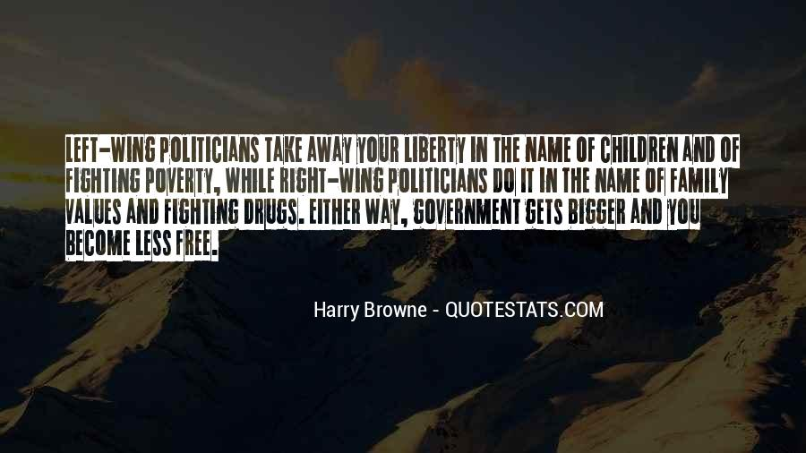 Harry Browne Quotes #1289239