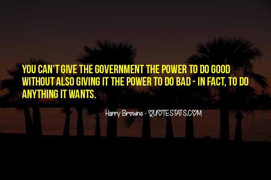 Harry Browne Quotes #1321408