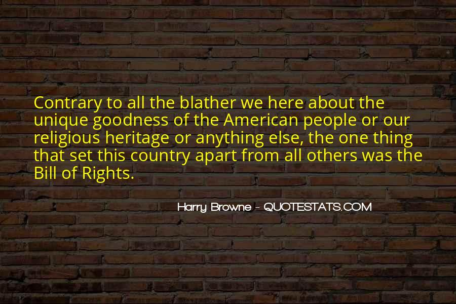 Harry Browne Quotes #1784894